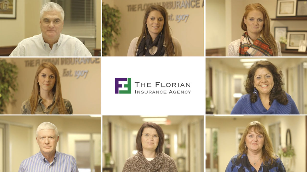 Florian Insurance - Video Screenshot